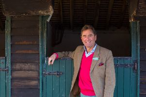 New South of England Agricultural Society President for 2019, Sir Richard Kleinwort