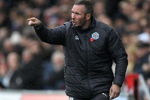 Michael Appleton. (Photo by Stu Forster/Getty Images)