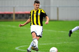 Departing Loxwood player Ross Swaine. Picture by Steve Robards.