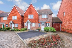 This property in Scholars Walk, Highwood, Horsham is on the market for �355,000 with Brock Taylor