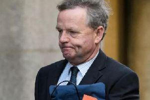 Pilot Andy Hill is on trial at the Old Bailey. Photo: Getty Images