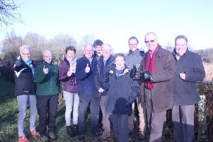 Friends of Warnham Nature Reserve celebrate new discovery hub. The project is one of those to receive funding in Horsham District Council's capital programme