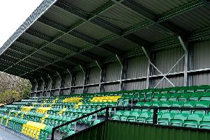 Horsham FC's new ground 22/03/19. Pic Steve Robards SR1907718 SUS-190322-173651001 SUS-190322-173651001