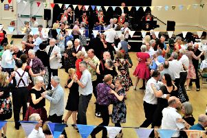 Age UK Horsham District held its annual Strictly Vintage in March - and it was the most successful yet SUS-190804-170253001
