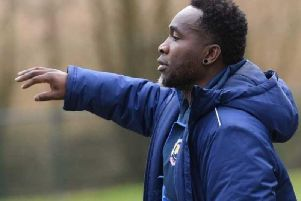 Billingshurst boss Richard Midadje.