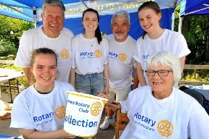 Horsham Rotary Club's Funday Sunday in Horsham last year. Picture by Steve Robards - SR1818162