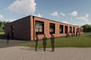 New classrooms at Steyning Grammar School