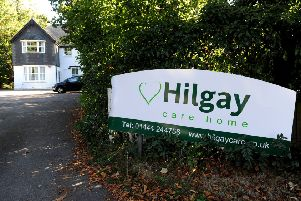 Hilgay Care Home in Burgess Hill. Photo by Steve Robards