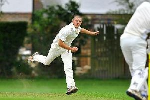 Isaac Tidley struck 77 not out in Steyning's win over Worthing. Picture by Steve Robards