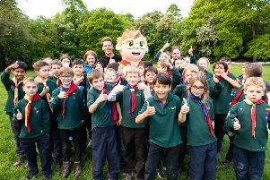 1st Shipley Scouts get creative for launch of new eco badge SUS-190506-150815001