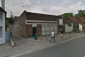 The former Barclays bank site in Billingshurst's high street (Photo by Google Maps Street View).