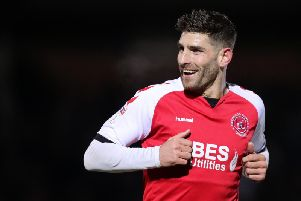Ched Evans (Photo by James Chance/Getty Images)