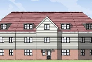 This is what the new homes could look like. Picture: Newgate Communications