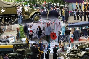 Armed Forces Day 2019 in Horsham SUS-190625-091756001