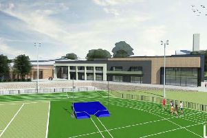 Plans for new sports facilities at Christ's Hospital