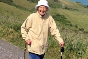 Connie Savage loved the outdoors