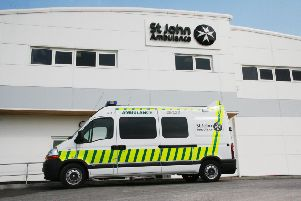 Keeping the fleet fit for purpose, on the road and cost effective is a major area of focus for St John Ambulance over the next three years