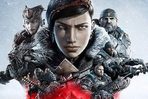 Gears 5 is out now