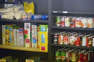 Foodbank supplies (Photo by Jeff J Mitchell/Getty Images) SUS-190930-095801001