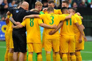 Horsham FC. Picture by Steve Robards