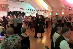 The Strictly Vintage dance evening