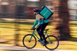 Deliveroo has revealed Horsham's most popular takeaway dish. Photo by Mikael Buck / Deliveroo