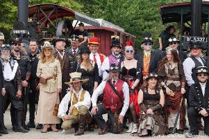 Amberley Museum is set to host a Steampunk weekend SUS-191023-154613001