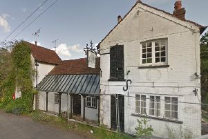 Demolition of derelict pub near Horsham and Crawley given thumbs up