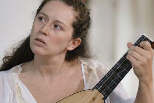 Barbara Strozzi - 'Her Father's Voice' (Susanna Austin, Wise Child Theatre, Fieri Consort) pic by Jamie Wright