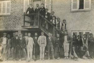 Amberley Museum's new exhibition offers an insight into the what it was like to work in the old chalk pits