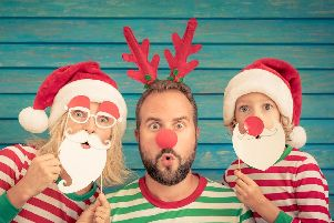 Does your family have what it takes to capture the funniest festive photo in town?