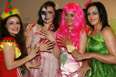 Nrc Nail Art Show As Sweet As Candy Ballymena Times