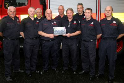Fireman Harry served for almost 40 years - Ballymena Times