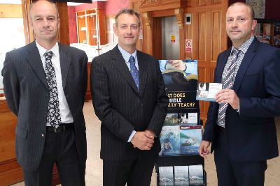 First Jehovah's Witness meeting held in Ballycastle - Ballymoney and