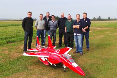 Open day as model flying club seeks new home - Banbury Guardian