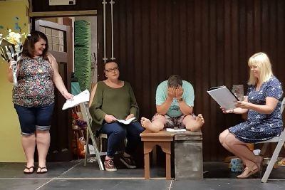 Two one act comedy plays up next in a successful season for