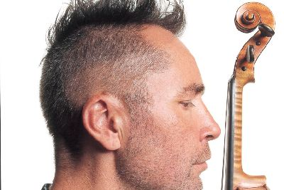 Violin legend Nigel Kennedy takes on the masterpieces of