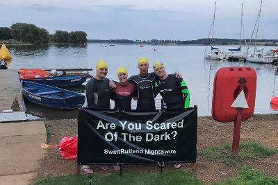 Boston swimmers plan pioneering 5am to 9pm relay for charity