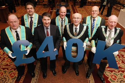 Local Freemasons raise £40k for Action Cancer - Carrick Times