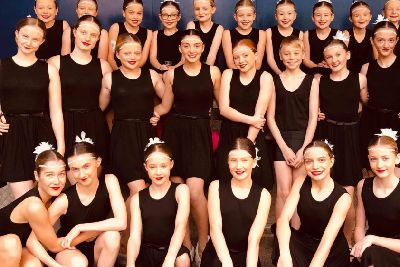 Chichester dance group joined Little Mix and more at