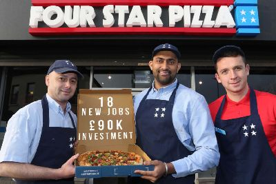 18 New Jobs For Coleraine As Four Star Pizza Finally Comes