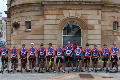 Causeway Cycle Club gear up for Prudential Ride London - Coleraine Times