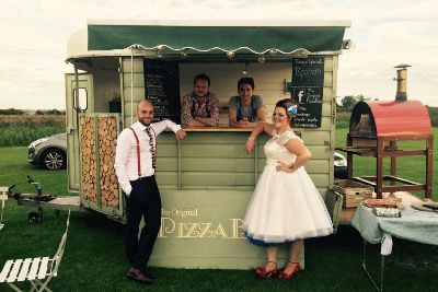 Daventry Pizza Firms Vehicle Is Their Answer To The Hot