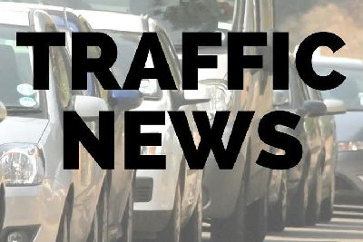 Drivers face long delays on the M1 between Dunstable and