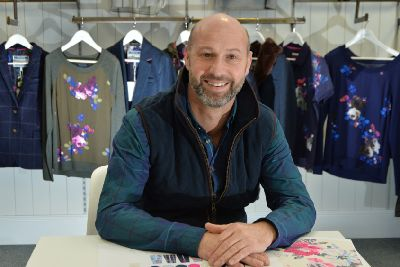 online retailer c6985 29d1b Market Harborough's Joules opens its 100th store - in Dublin ...