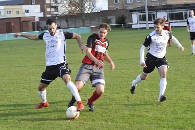 Bexhill United target winning finish in battle for promotion