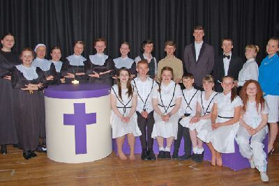 Sound of Music success for school - Inverurie Herald