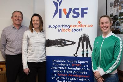 Inverurie Youth Sports Foundation appoints Hannah as
