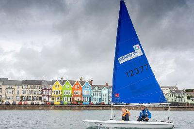 Funding boost for County Antrim Yacht Club - Larne Times