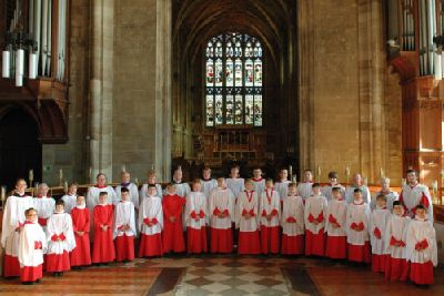 Songs for Lent and Passiontide to remember chorister at